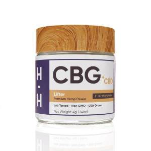 CBG+CBD Lifter Flower