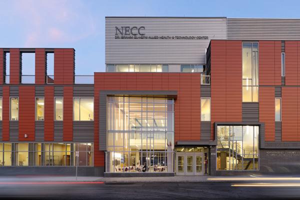 Northern Essex Community College El-Hefni Allied Health and Technology Center