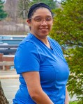 Edmilse Diaz, Quinsigamond Community College Student
