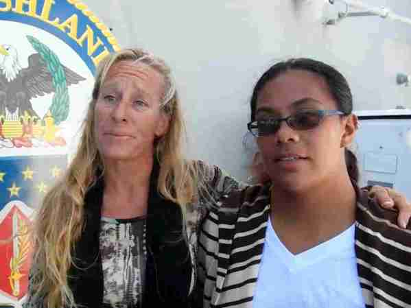 After Navy Rescue Of Sailors Adrift At Sea, The Story Gets ...