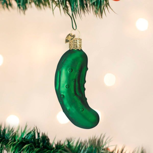 Why Do We Have Christmas Trees For Christmas: Why Do Some People Hang A Pickle On Their Christmas Tree
