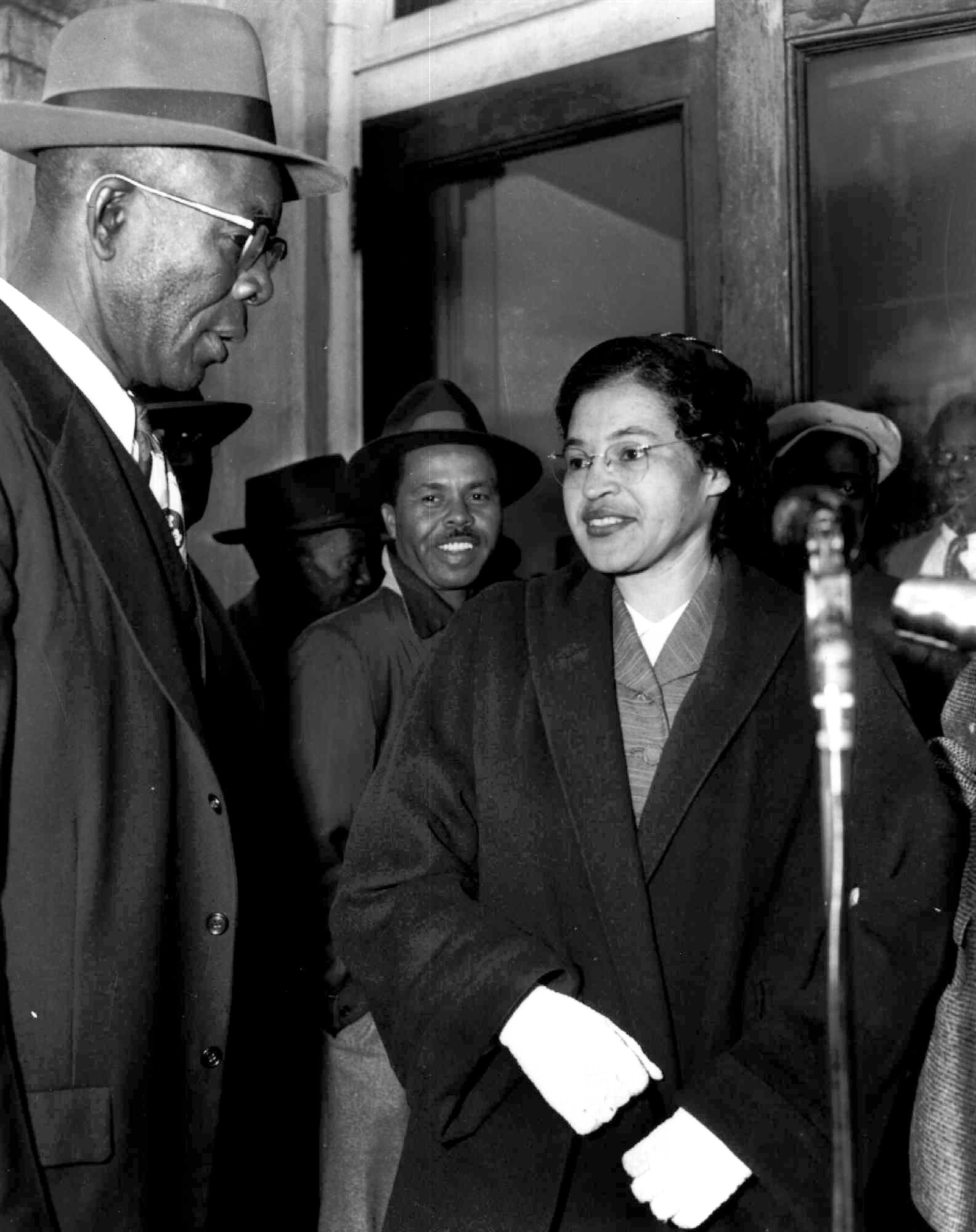 Rosa Parks Story Amp Ours Part 20