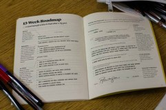 How to use the weekly planner and journal - Best Self Journal Unboxing