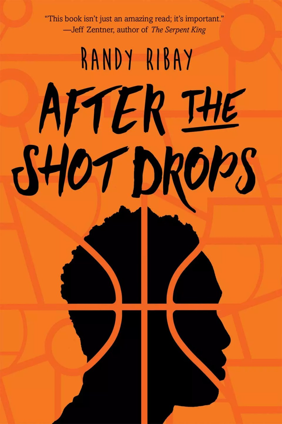 After the Shot Drops by Randy Ribay is the latest YA novel with true-to-life life dealing with race and culture, friendship, and basketball. #BookReview #YA