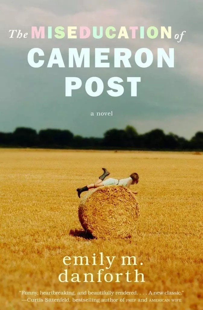 Teen years are hard. In The Miseducation of Cameron Post by Emily M Danforth it's even harder by being a girl in a rural area with conservative guardians and a tendency to fall for girls.