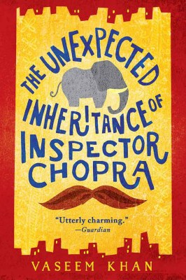 A Crime-Fighting Baby Elephant – The Unexpected Inheritance of Inspector Chopra