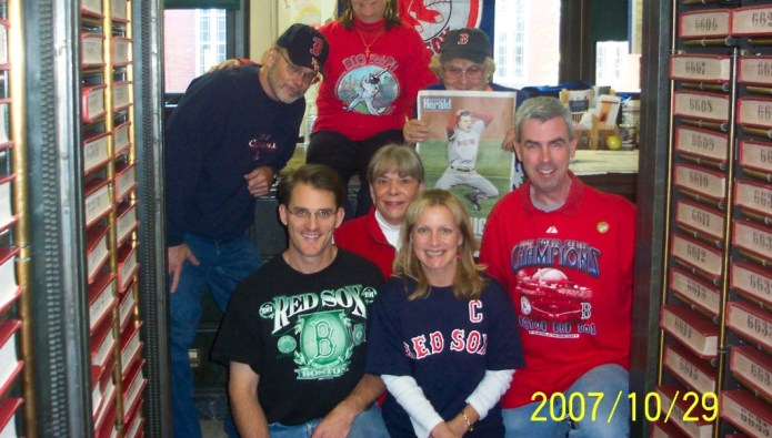 RedSox Registry Team 002