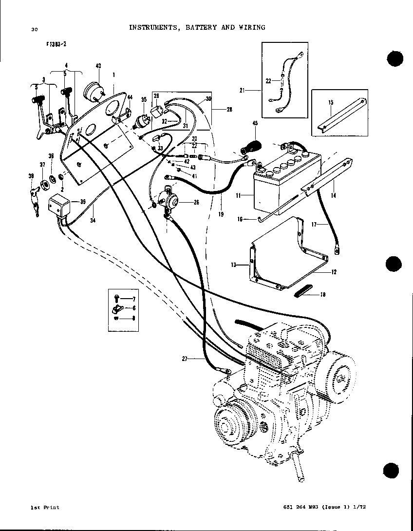 Hydra speed serial no prior to 1590 404 172