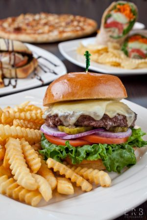 American Dining at Evo on Chandler Street in Worcester, photograph by Erb Photo