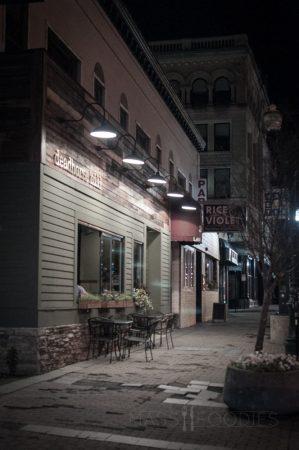 deadhorse hill on Main Street in Worcester, MA