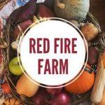 red fire farm logo