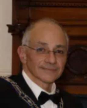 RW John R. Musserian - District Deputy Grand Master 2020-2022