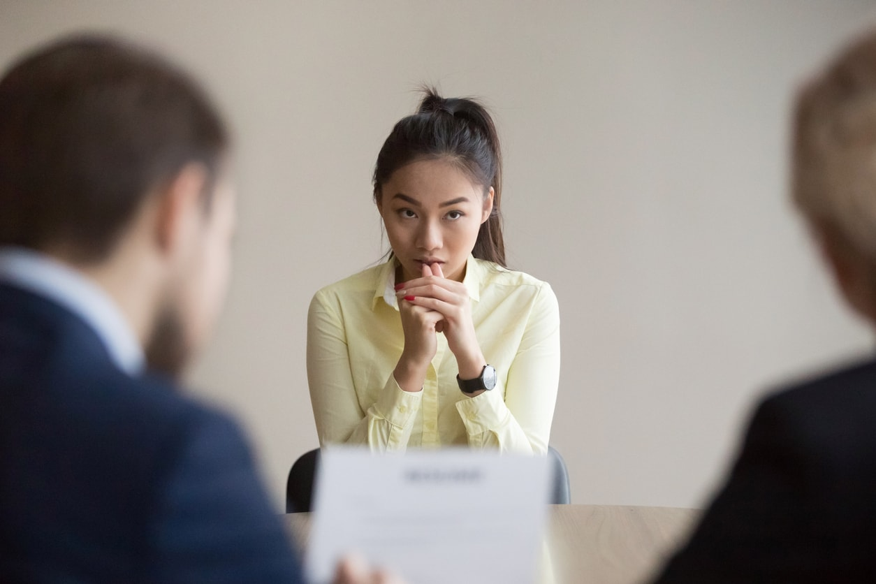 How To Make A Great First Impression At A Job Interview
