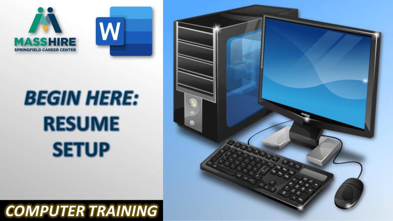 Computer Training 1