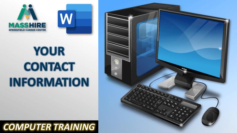 Computer Training 2