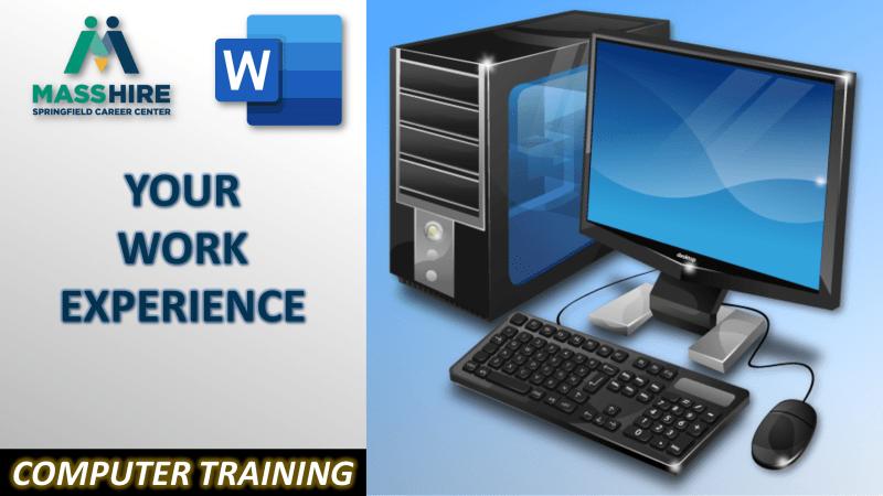 Computer Training 6