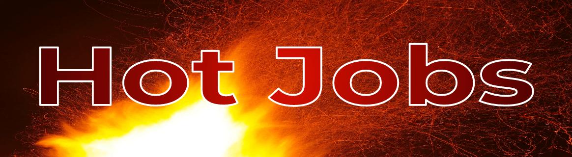 Hot Jobs Banner