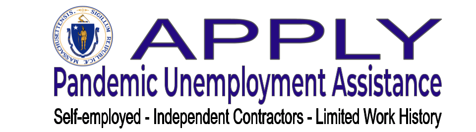 Apply For Pandemic Unemployment Assistance banner