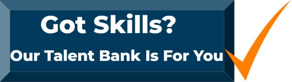 Talent Bank banner