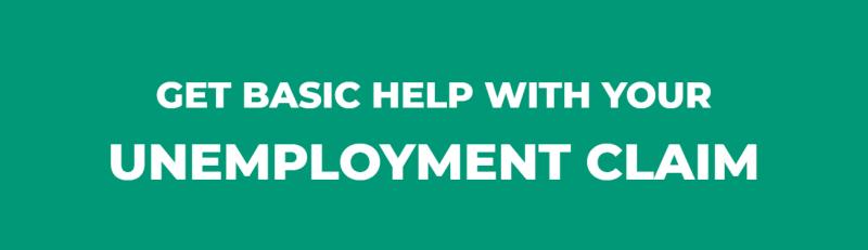 Basic Unemployment Help