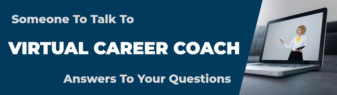 Virtual Career Coach banner
