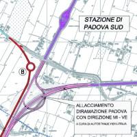 Raccordo autostradale per Venezia: avviata la procedura per l'appalto. Dopo 40 anni sarà rivisto il casello di Padova sud.