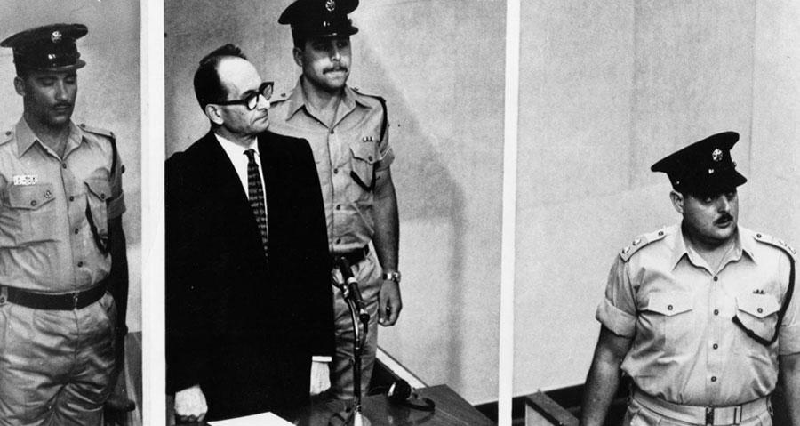 Eichmann – Dove inizia la notte, di Stefano Massini [Fandango, 2020]