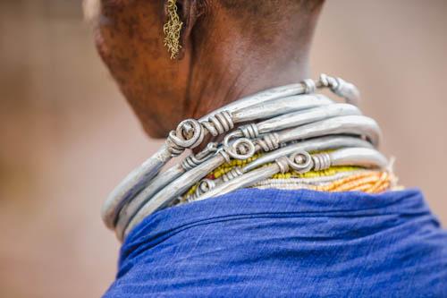 La tribù Bonda delle colline dell'Orissa