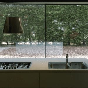 Total Glass Slim Sliding Patio Door Piavevetro