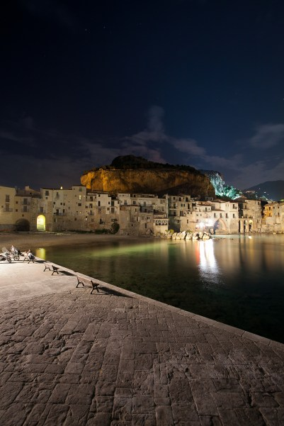 Cefalu by Night 016