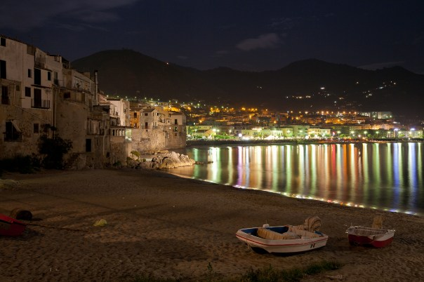 Cefalu by Night 019