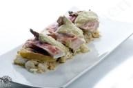 Filetto di Pollo con Pancetta