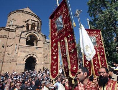 Turkey Armenian Church