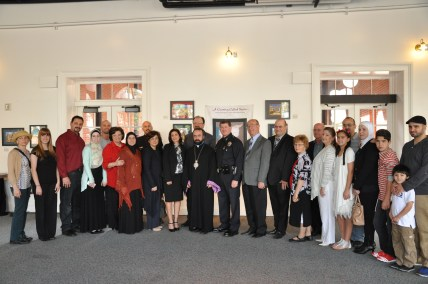 Bishop Armash_A Country Called Syria Exhibit