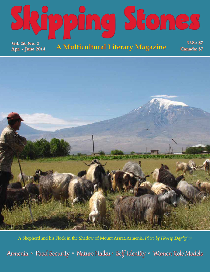 Literary Pakin Monthly Issues Armenian