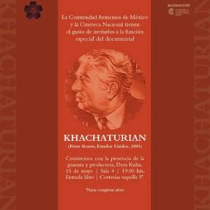 Mexico-Khachaturian