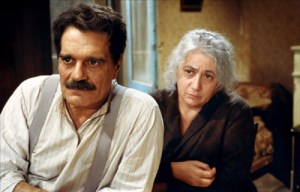 Omar Sharif as Hagop Zakarian in Mayring