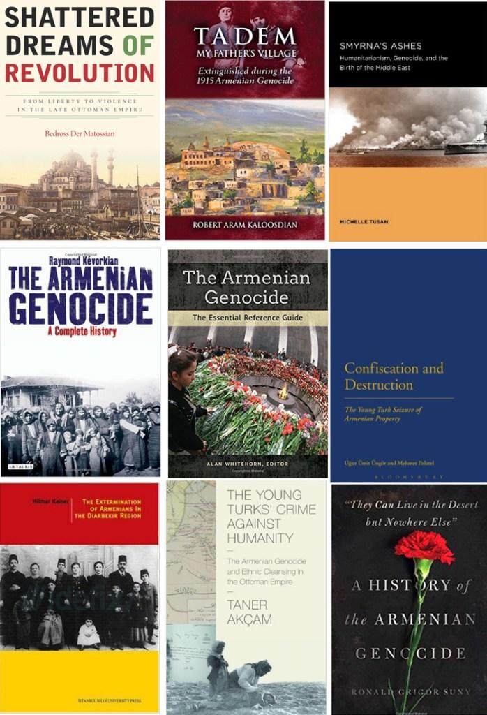 genocide books