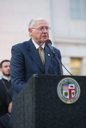 Los Angeles County Supervisor Michael Antonovich - Courtesy ARKA Photo