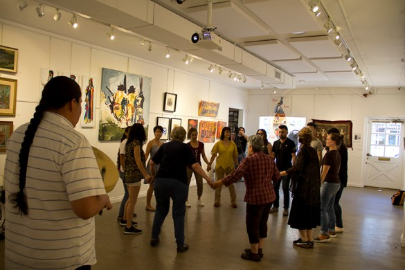 Innovative Program Celebrates Armenian and Native American Unity and Survival
