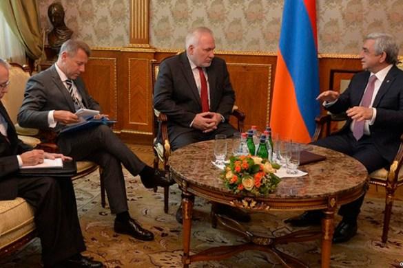 OSCE Minsk Group Co-Chairs Visit Armenia and Karabakh