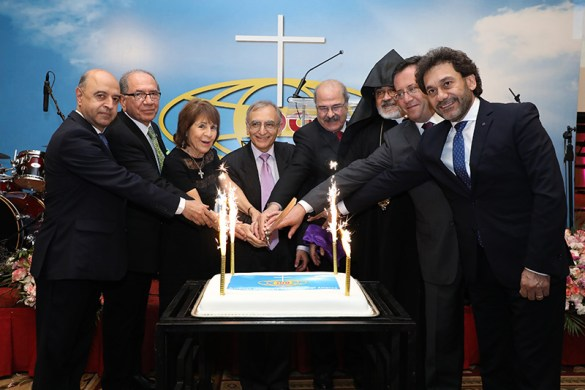 Banquet in Beirut Dedicated to the AMAA's 100th Anniversary