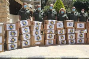Armenian Humanitarian Mission Delivers Medical Supplies to Aleppo Hospitals
