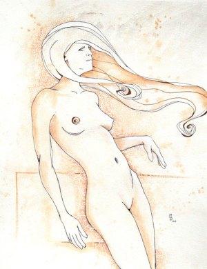 Desire | Original Art by Miles Davis | Massive Burn Studios