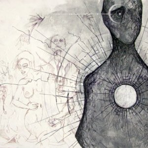 Like a Shot Right Through Me | Original Art by Miles Davis | Massive Burn Studios