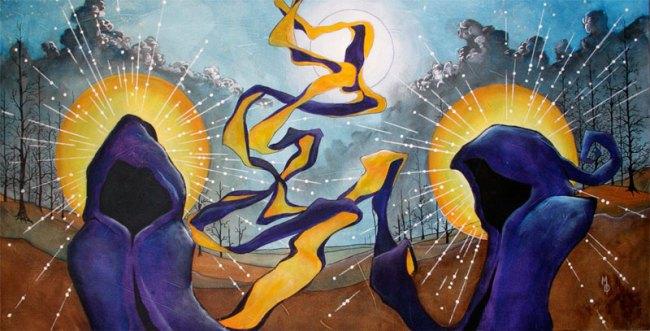 The Messengers   Original Art by Miles Davis   Massive Burn Studios