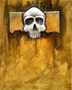 Headhunter   Original Art by Miles Davis   Massive Burn Studios