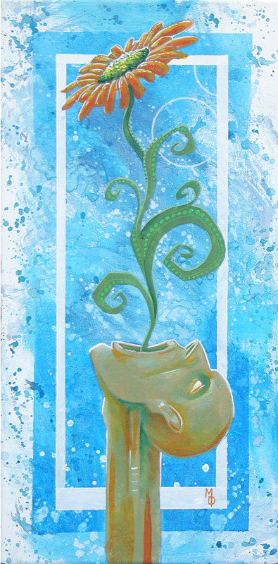 Sowing Forth | Original Art by Miles Davis | Massive Burn Studios