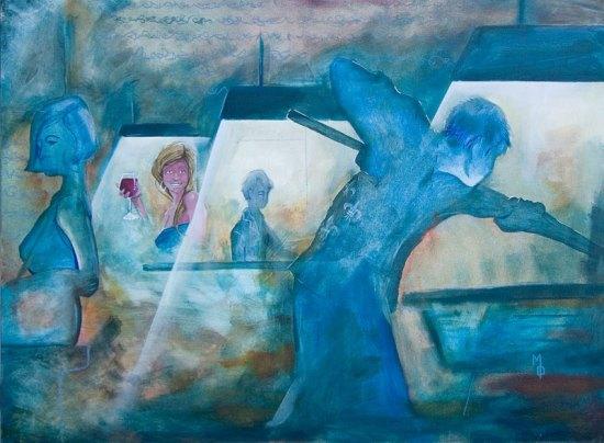 The Unspoken Introduction   Original Art by Miles Davis   Massive Burn Studios