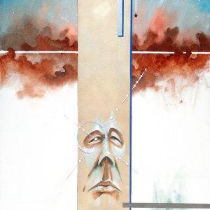 Satellite | Original Art by Miles Davis | Massive Burn Studios